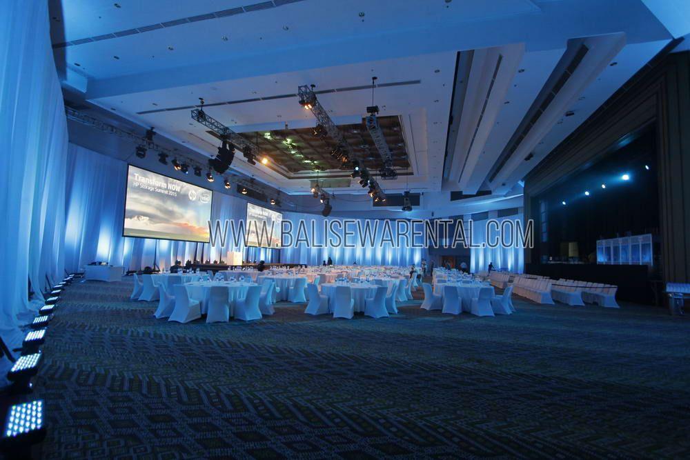 Sewa Wallcover Ballroom bali lombok labuan bajo